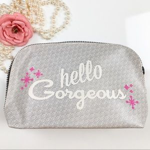 Other - Benefit Cosmetic Hello Gorgeous makeup bag